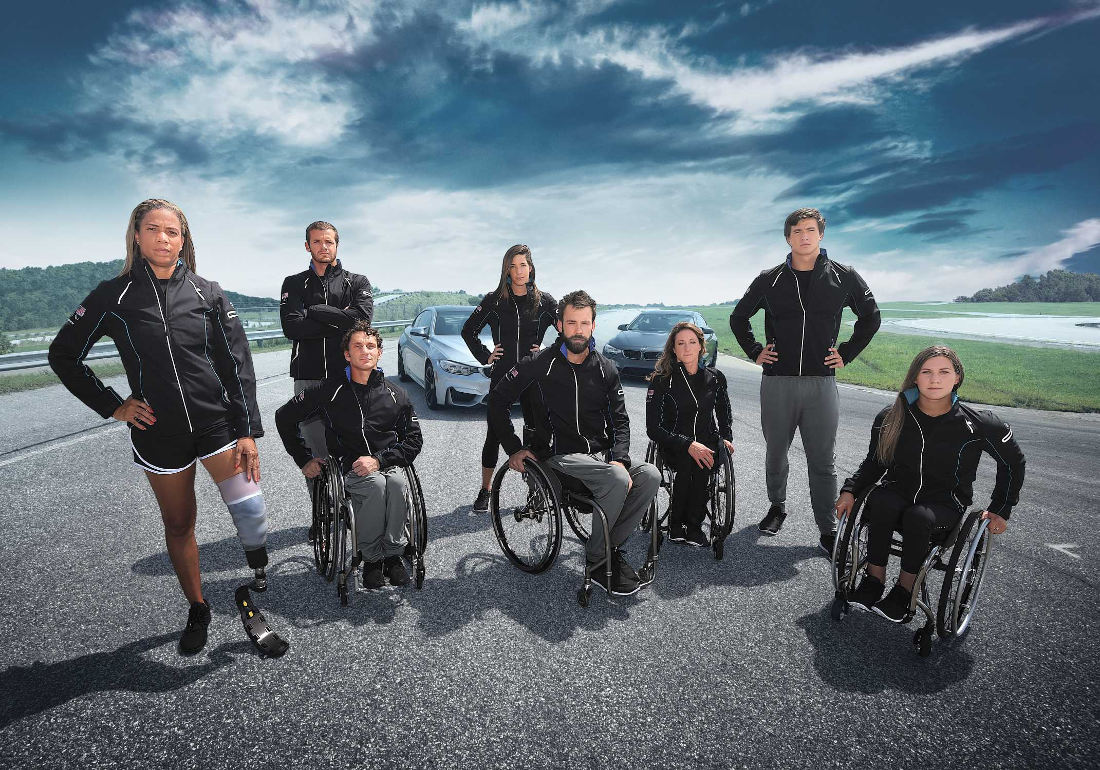 BMW North America >> BMW Unveils Roster of U.S. 'Performance Team' Athletes for Rio 2016 Olympic and Paralympic Games