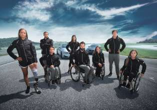 BMW Unveils Roster of U.S. 'Performance Team' Athletes for Rio 2016 Olympic and Paralympic Games. (10/2015)