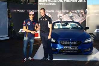 BMW M Award 2015 (11/2015).