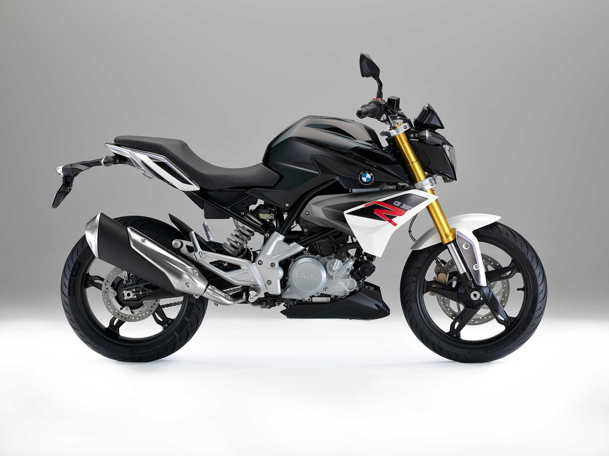BMW 310r мотоцикл #6