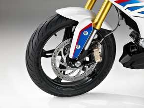 BMW Motorrad G 310 R - stand still views (11/2015)