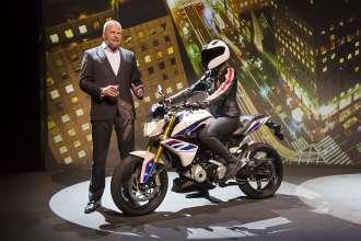 BMW Motorrad Business Strategy (11/2015)
