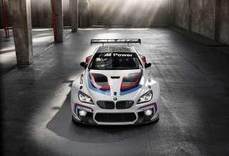 M6 GT3_ BMW Group (11/2015)
