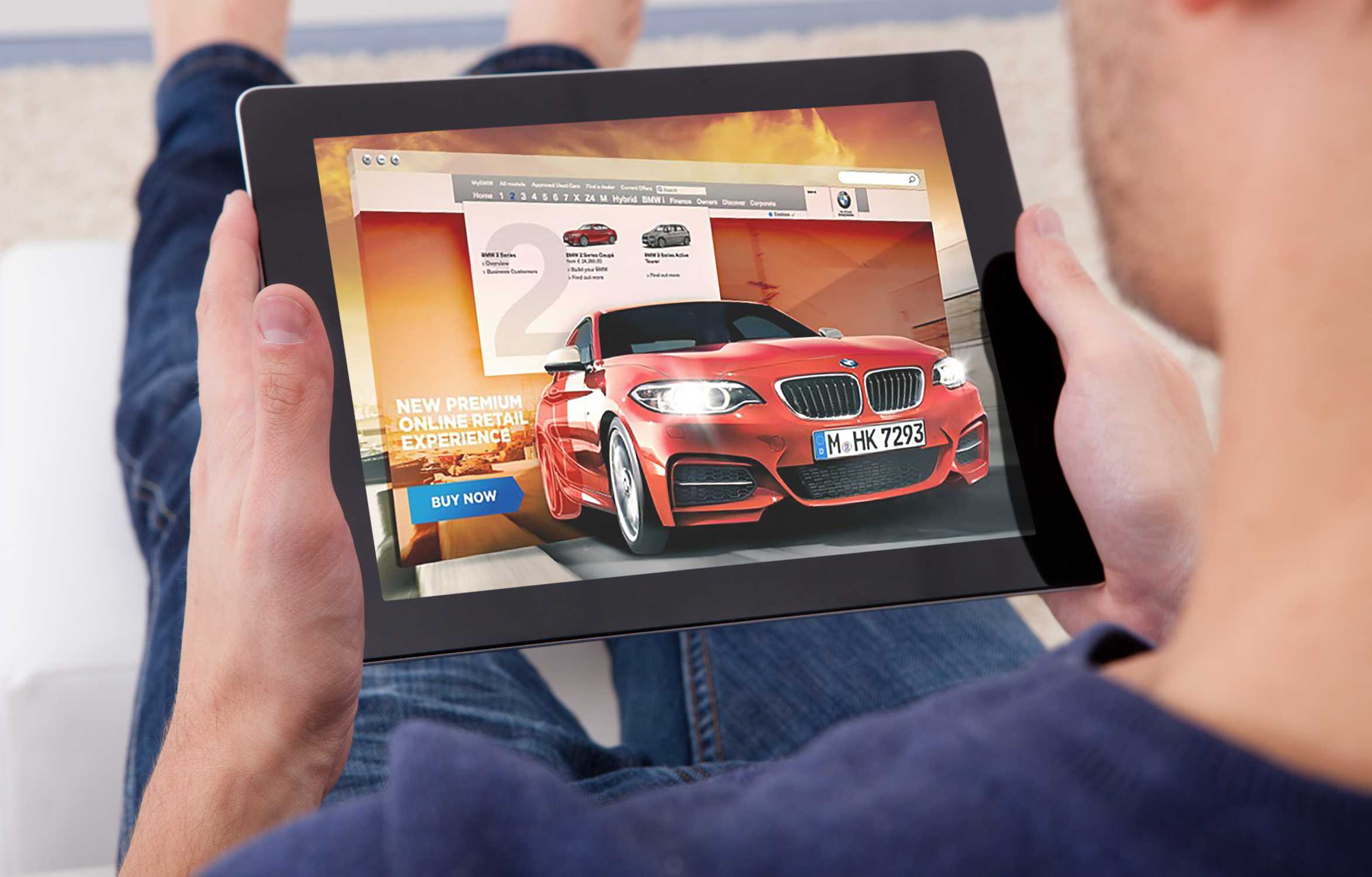 Bmw Retail Online Makes Car Buying 24 7 Easy
