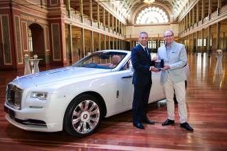 Rolls Royce Dealers >> New Dawn For Rolls Royce Motor Cars In Melbourne