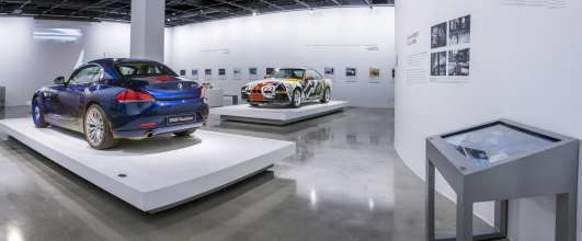 Armand Hammer Foundation Gallery, presented by BMW of North America. (12/2015)