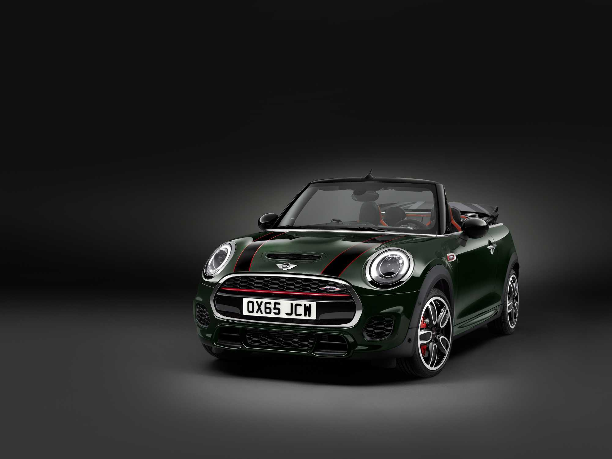 Yeni Mini John Cooper Works Cabrio