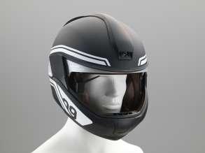 BMW Motorrad concept helmet with head-up display (01/ 2016)