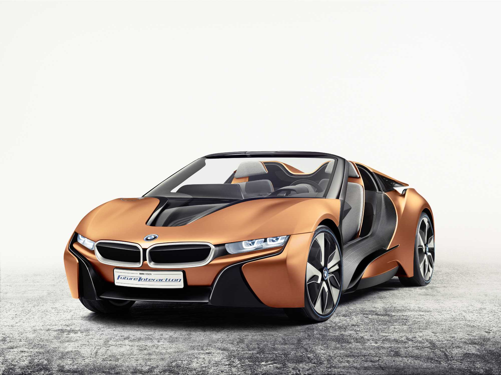 Bmw I Vision Future Interaction Wins Special Prize At Auto Test Sieger 2016 Awards Concept Car Shown At The Ces 2016 Earns New Distinction