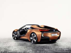 BMW Group @ CES 2016, BMW i Vision Future Interaction (01/16)