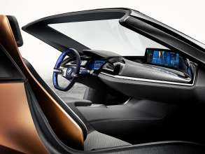 BMW Group @ CES 2016, BMW i Vision Future Interaction, Interior (01/16)