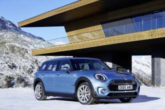 MINI Cooper S Clubman ALL4. (01/2016)
