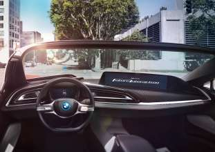 BMW Group @ CES 2016, BMW i Vision Future Interaction with BMW Connected (01/16))
