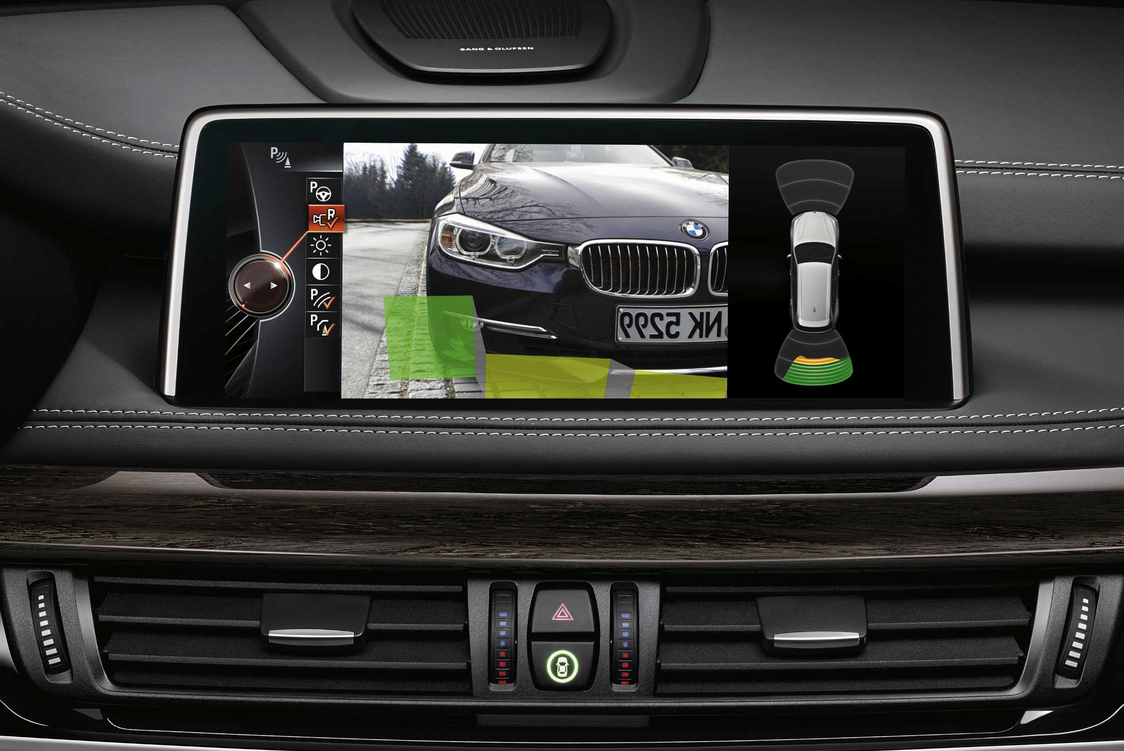bmw x5 reversing assist camera park distance control. Black Bedroom Furniture Sets. Home Design Ideas