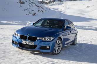 The new BMW 3 Series Sedan (12/2015)
