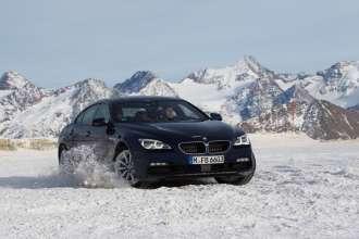 The BMW 640d xDrive Gran Coupe (12/2015).