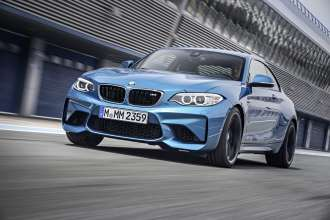 BMW to announce pricing of the all-new 2016 BMW M2. (01/2016)
