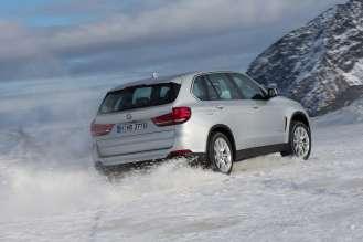 The BMW X5 (12/2015).