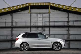 The new BMW X5 xDrive40e