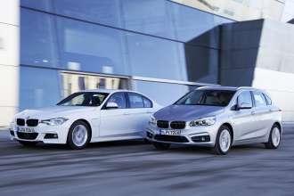 BMW 225xe und BMW 330e (01/2016)