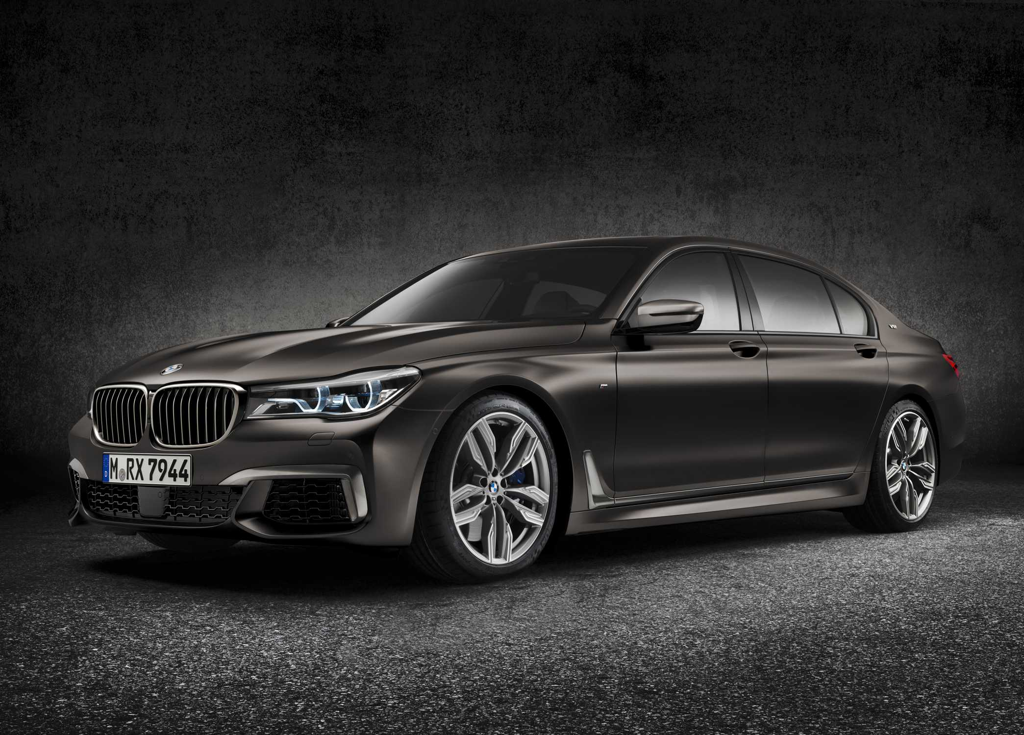The New BMW M760Li XDrive