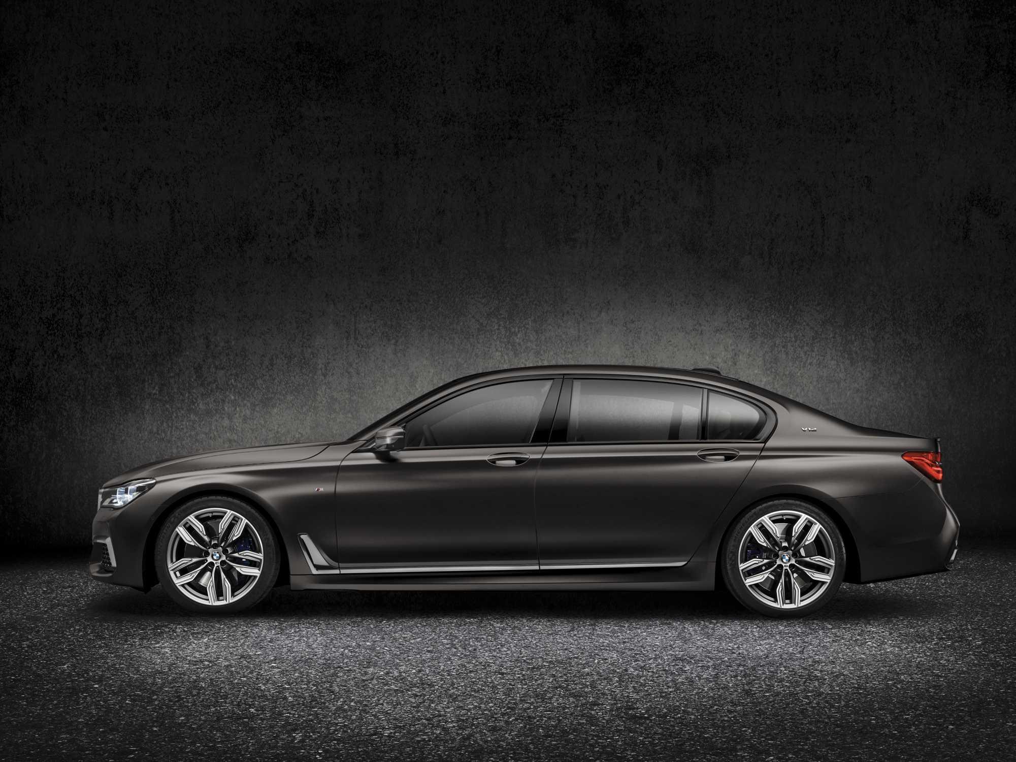 BMW at the 86th Geneva International Motor Show 2016.