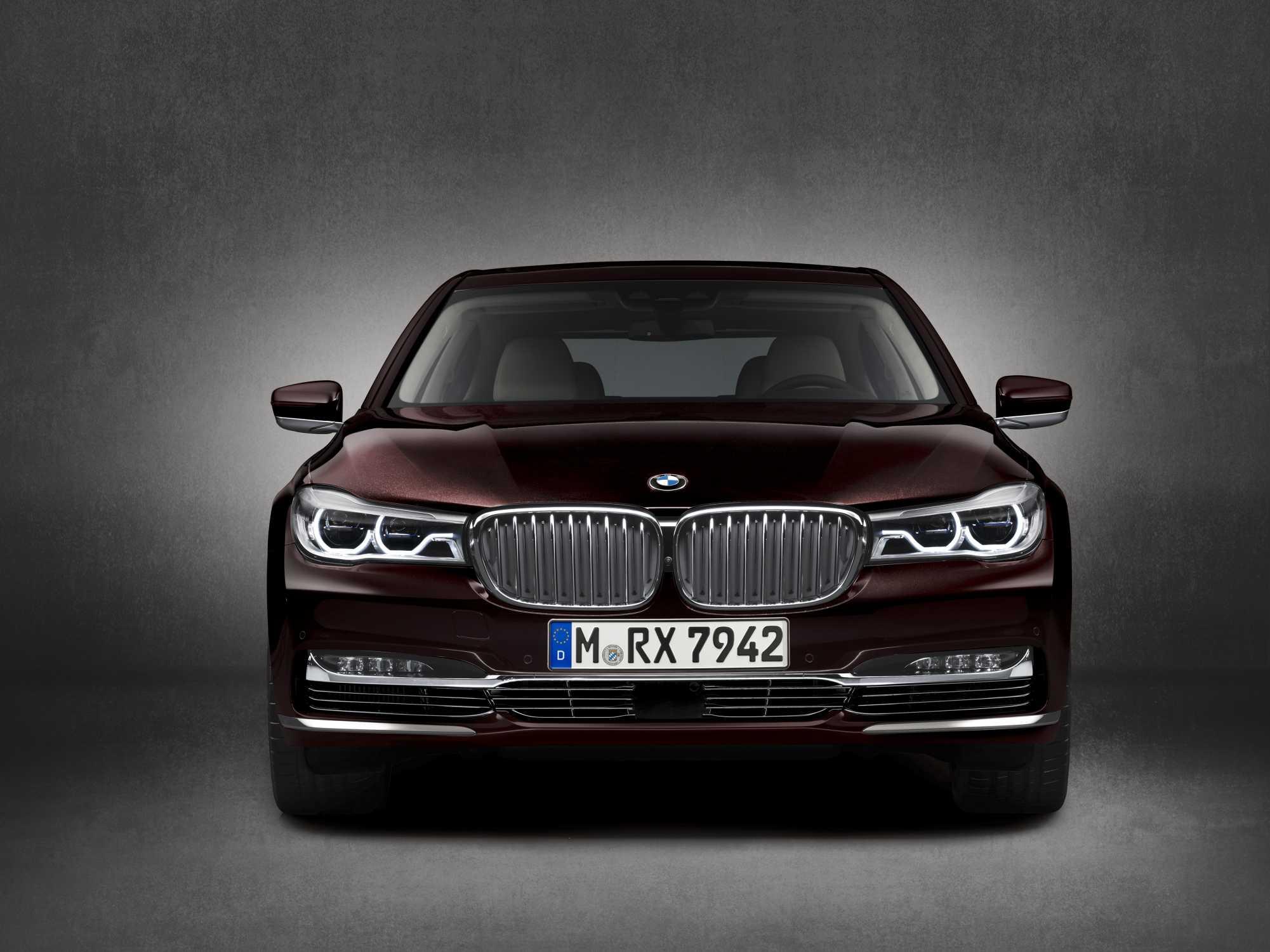BMW M760Li xDrive Model V12 Excellence - Exterior - BMW ...