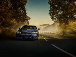 2017 All-new BMW ALPINA B7. (02/2016)