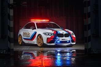 BMW M2 MotoGP Safety Car (02/2016).
