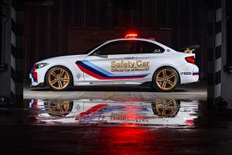 BMW M2 MotoGP Safety Car (02/2016).