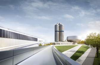 BMW Group Corporate Headquarters (02/2016)