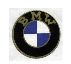 BMW logo, 1917 (03/2007)
