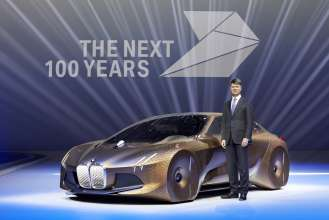 The Next 100 Years >> The Next 100 Years Bmw Group Vision Vehicles Bring Future