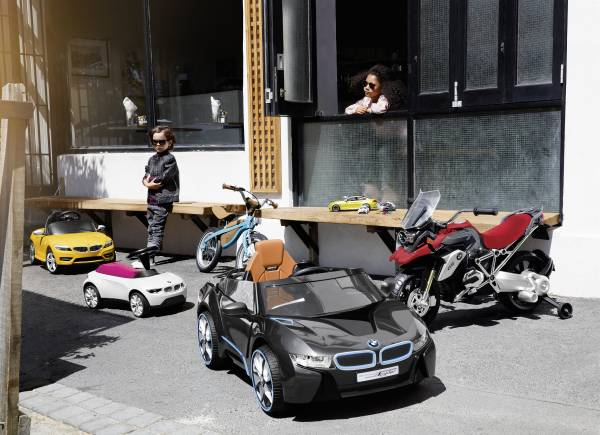 Bmw Kids Collection 04 2016