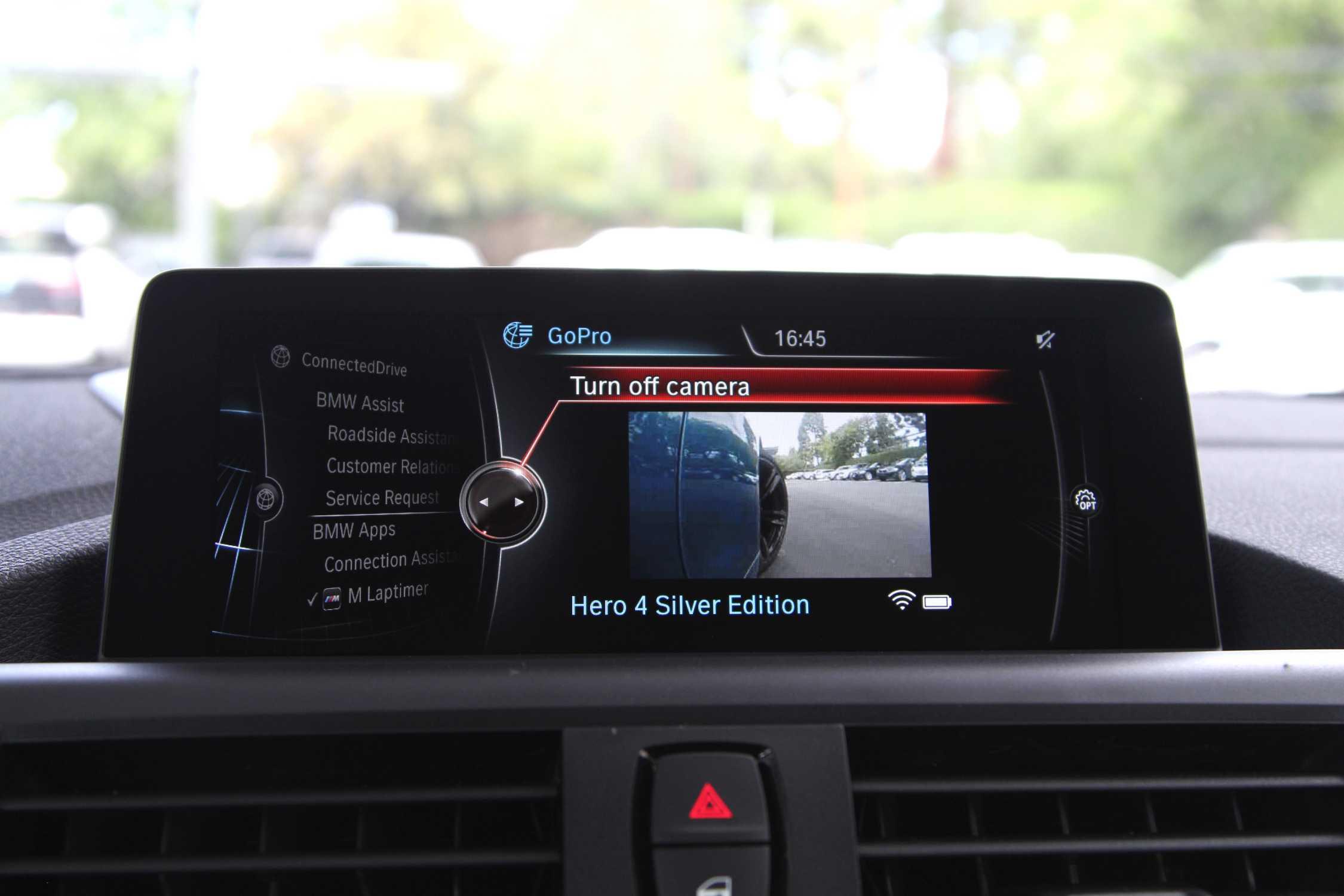 GoPro Integration for BMW M Laptimer App