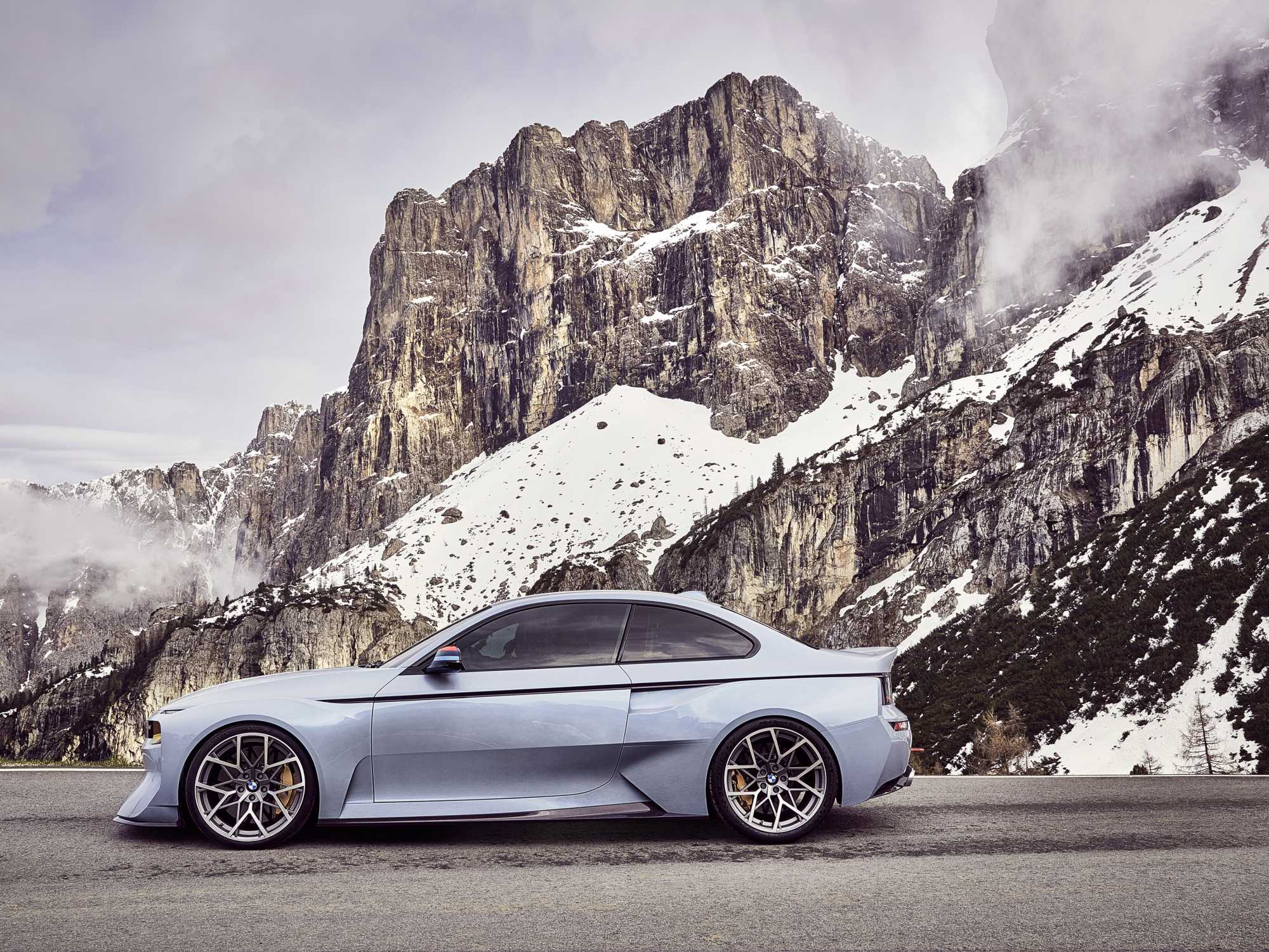 Bmw 2002 Hommage 50 Years Of Pure Driving Pleasure