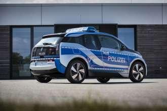 BMW i3 Polizei (06/2016)