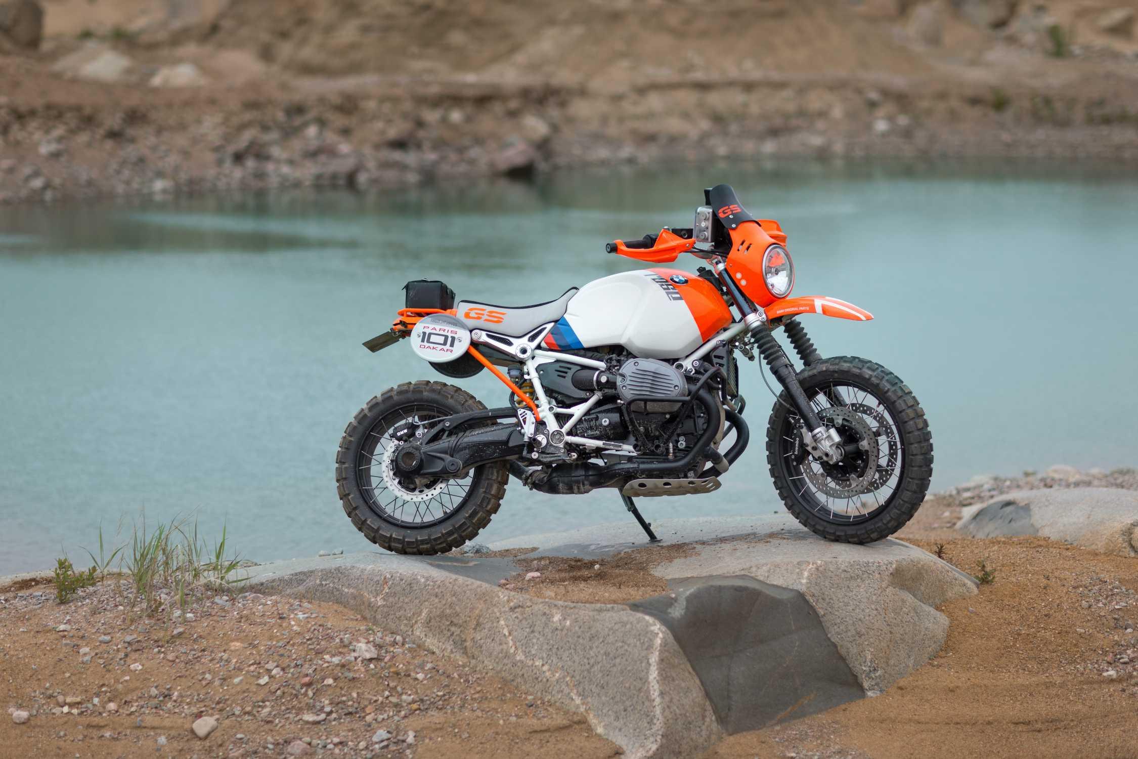 Bmw Motorrad Concept Lac Rose An Exclusive Interpretation