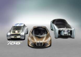 The Next 100 Years >> Bmw Group The Next 100 Years
