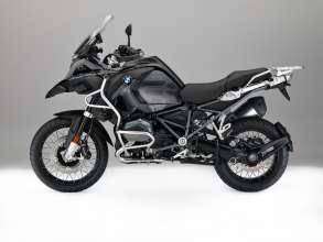 BMW Motorrad model facelift measures for model year 2017