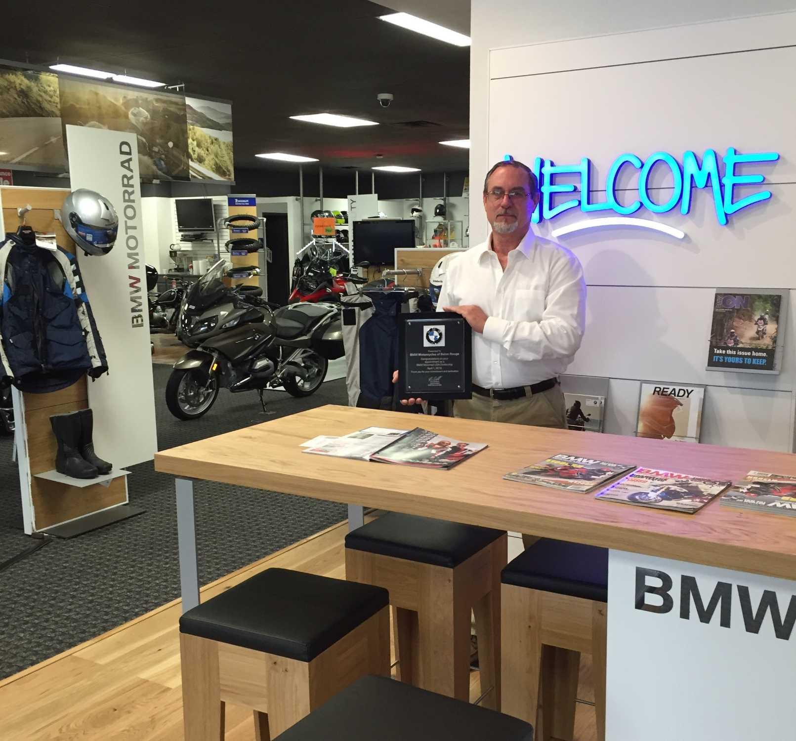 Bmw Motorrad Usa Announces New Ownership Facility