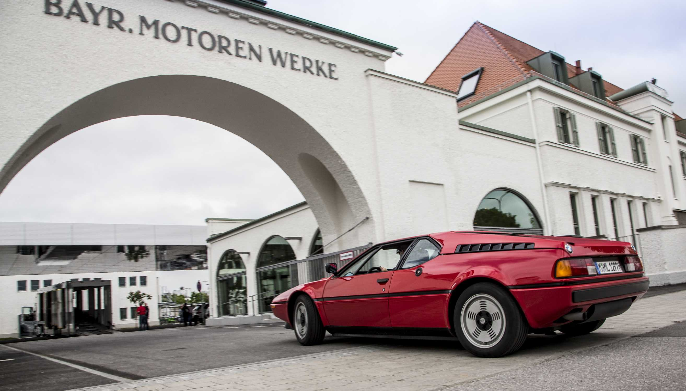 Back To Its Roots New Location Of Bmw Group Classic Comes Fully On