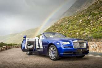 Rolls Royce Dawn Takes Luxury Crown In Uk Car Of The Year Awards