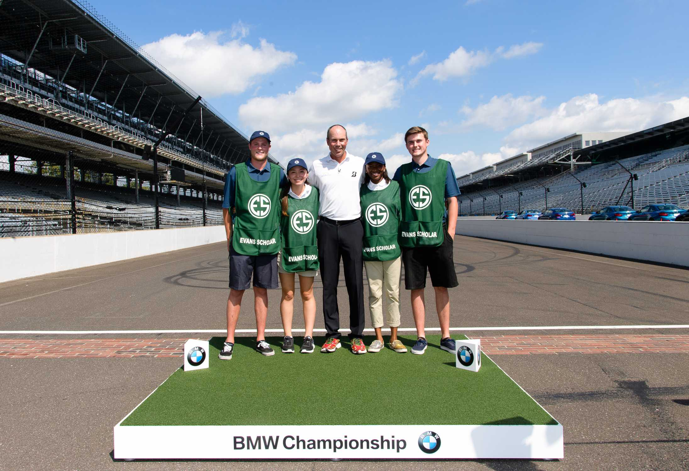 The 2016 bmw championship kicks off at the indianapolis for World wide motors carmel
