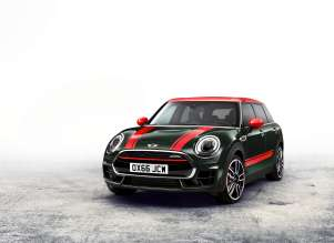 MINI John Cooper Works Clubman. (09/2016)