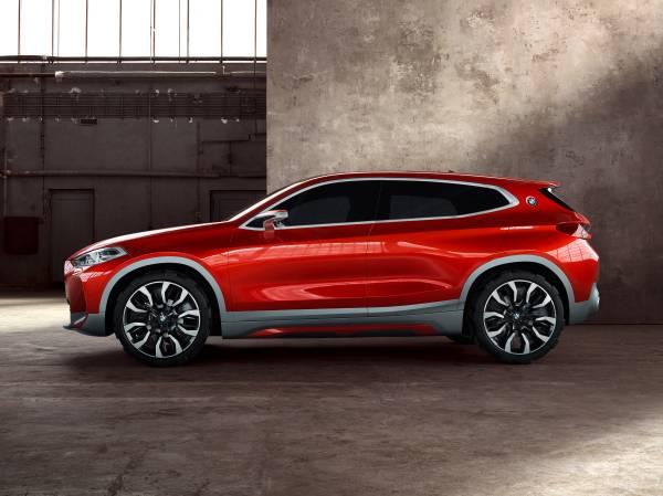 BMW Concept X2 (09/2016)