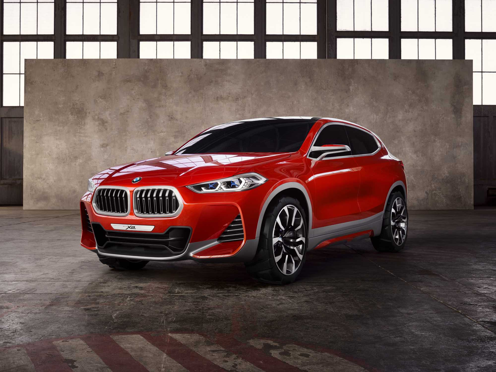The Bmw Concept X2 A New Dimension To Joy