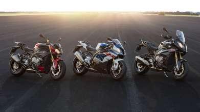 BMW S 1000 RR, BMW S 1000 R, BMW S 1000 XR (10/2016)