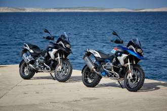The new BMW R 1200 GS (Exclusive / Rallye) (11/2016)
