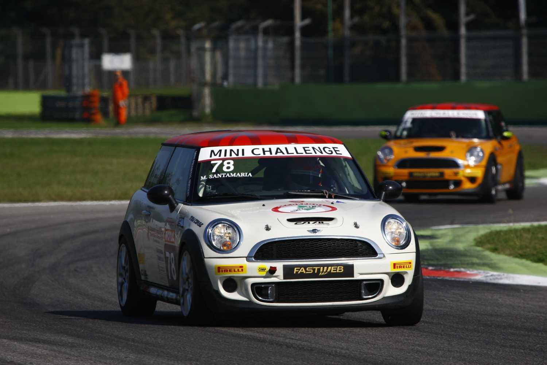 25/09/2016 MINI Challenge 2016 - MONZA - Race 1 - Marco Santamaria ...